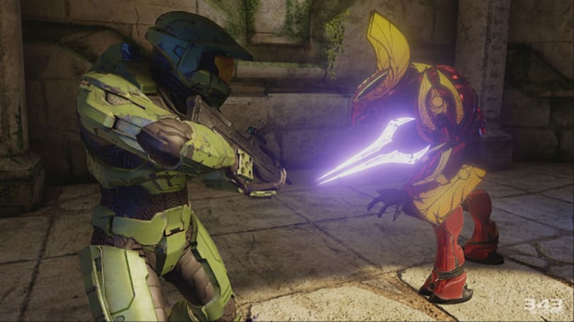 Report: Cutscene from Halo: Master Chief Collection leaks