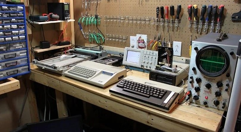 Retro gadget orchestra nails House of the Rising Sun, puts your garage band to shame (video)