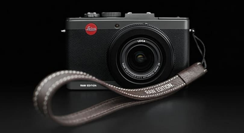 Leica unveils G-Star RAW edition of D-Lux 6 compact, co-branded with Dutch denim label (video)