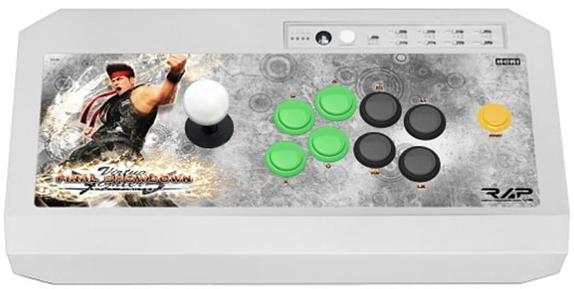 Virtua Fighter 5 Final Showdown PS3 sticks show up in the US this summer