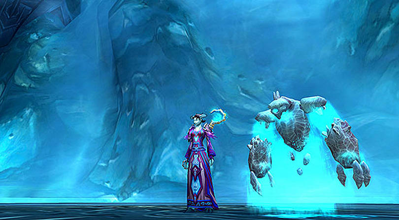 Arcane Brilliance: The Big Freeze