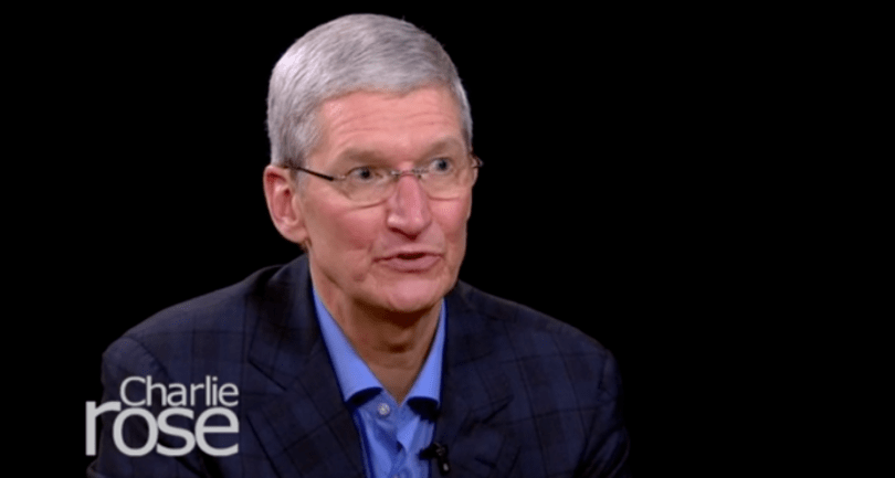 Tim Cook and Charlie Rose talk Apple and Privacy in second interview