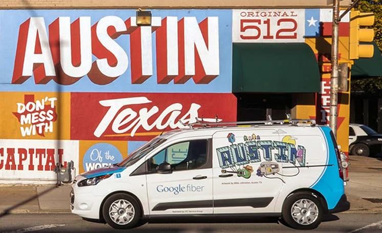Google Fiber sign-ups go live in Austin