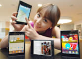 LG Optimus Vu officially revealed ahead of MWC with stylus, 1.5GHz CPU (Updated)