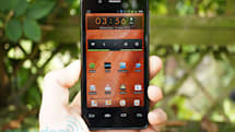 Orange San Diego review: Intel does phones, finally