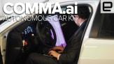 Comma's Autonomous Car Kit