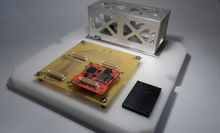 PocketQube kits make it easier for amateurs to build their own satellites
