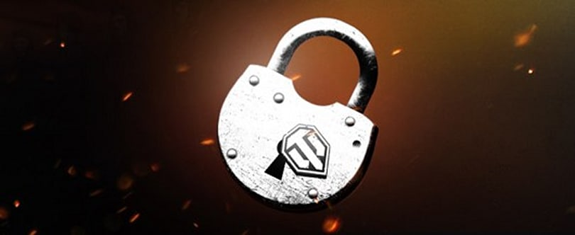 World of Tanks' account security compromised