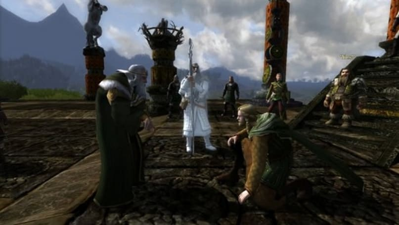 Charging into the epic story of Lord of the Rings Online: Helm's Deep