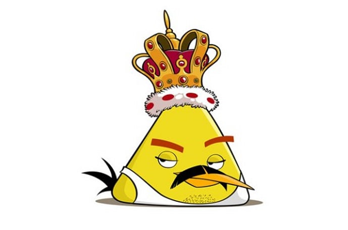 Angry Birds go Ga Ga for Mercury to celebrate Freddie For A Day