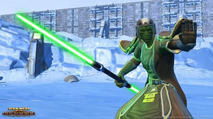 SWTOR's Friday update features a Jedi Consular video