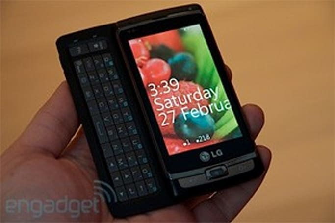 Windows Phone 7 Series won't have copy and paste