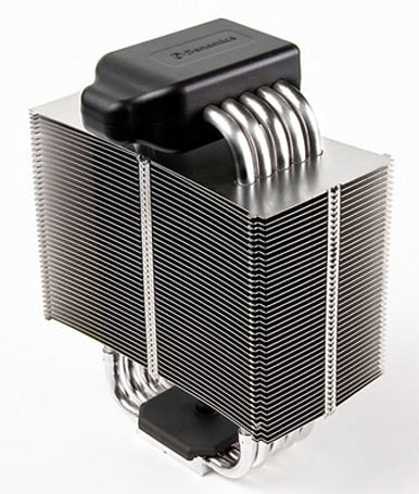 Danamics liquid metal CPU cooler found to be impractical, ineffective, but still impressive