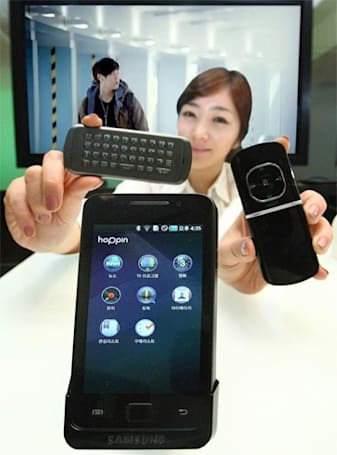 Samsung Galaxy S Hoppin hops to South Korea, includes TV dock for big-screen fun