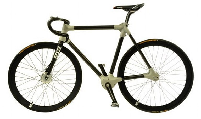 Alpha Bike concept: free-wheeling fixie for flip-floppers
