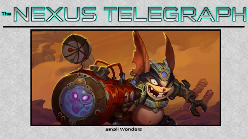 The Nexus Telegraph: Examining the Chua of WildStar