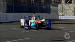 Highlights from the all-electric Formula E competition in Long Beach