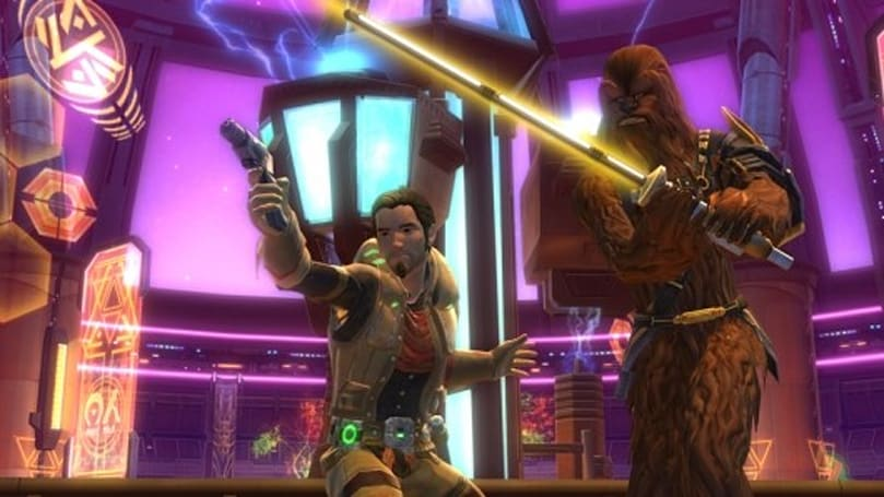 Star Wars: The Old Republic confirms same-gender romance, more endgame content
