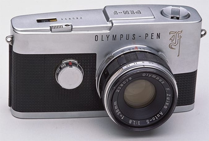 Olympus plans 50 year anniversary party for diminutive Pen camera