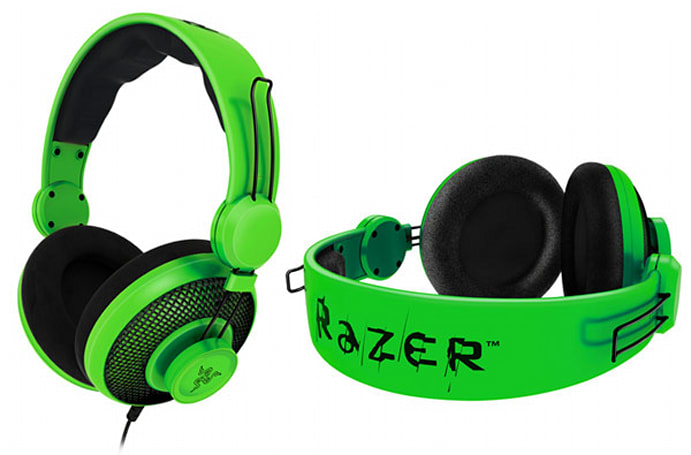 Razer serves up shockingly green Orca headphones, envy comes free