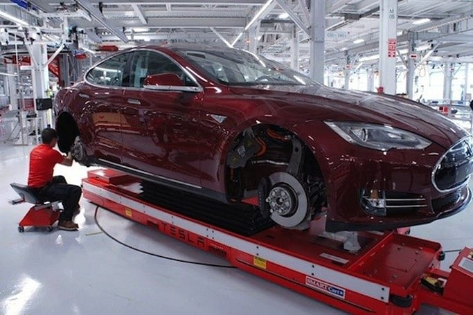 Tesla plans European expansion with service centers and showrooms