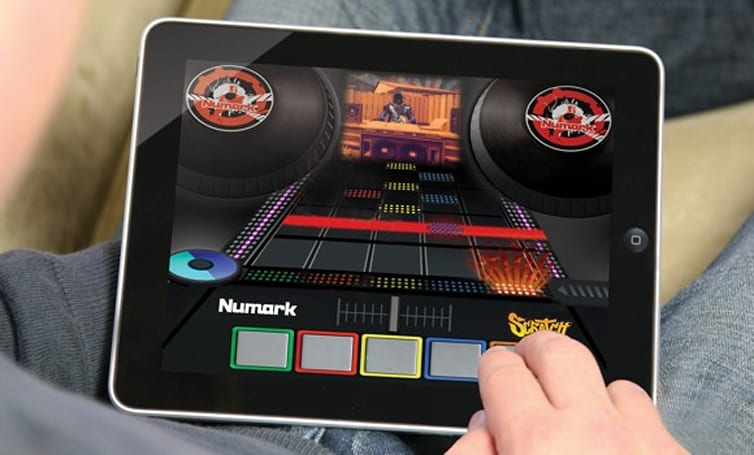 Scratch: The Ultimate DJ remixed for iPhone, iPad, and PC [update]