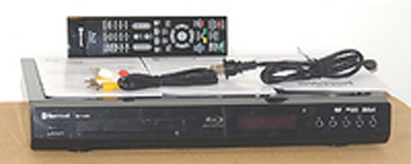 Sherwood's BDP-5003 Blu-ray player reviewed: perfectly average