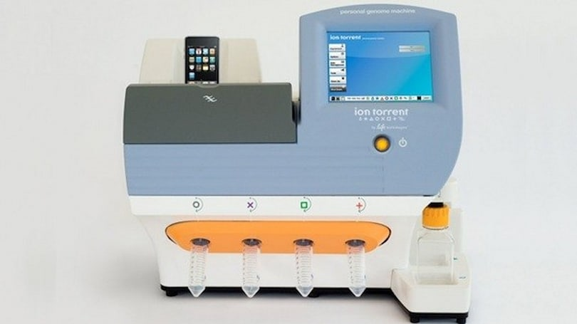Ion Personal Genome Machine: the DNA sequencer with an iPod dock