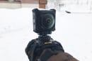 タフネス360°カメラ「KeyMission 360」を雪山に持ち込んで撮影してみた!(旅人目線のデジタルレポ 中山智)