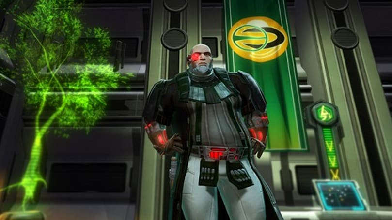 SWTOR's Titans of Industry patch now live