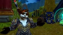 Breakfast Topic: Do you have trouble playing a non-humanoid race?