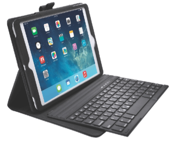 Kensington KeyFolio Pro keyboard folio for iPad Air