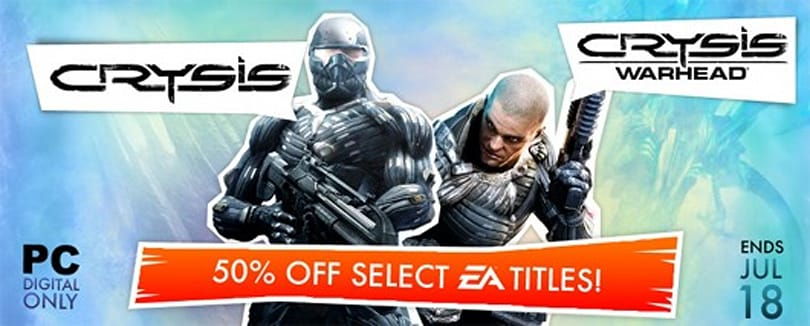 EA 'Summer Weekend Sale' offers a season's worth of discounts