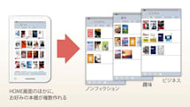 Toshiba announces color e-reader in Japan, hopes people buy more e-books from its store