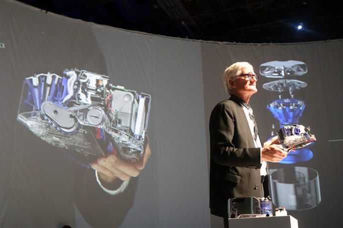Why Dyson's robot vacuum took 16 years, and why it's headed to Japan first