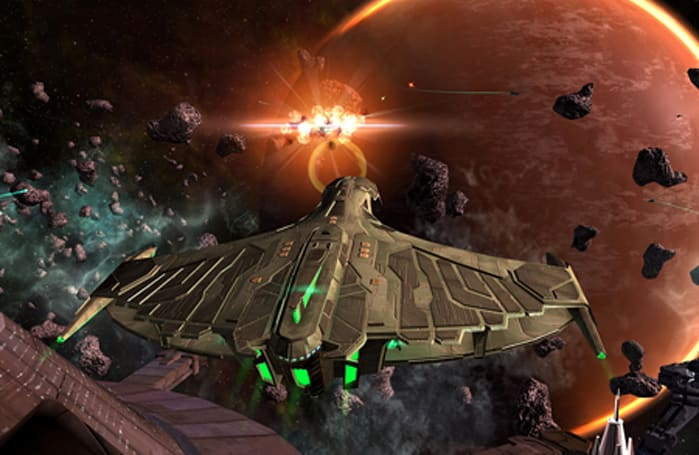 Star Trek Online finally enters the Mac universe
