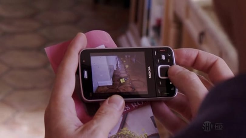Screen Grabs: Nokia N96 preserves the evidence on Dexter