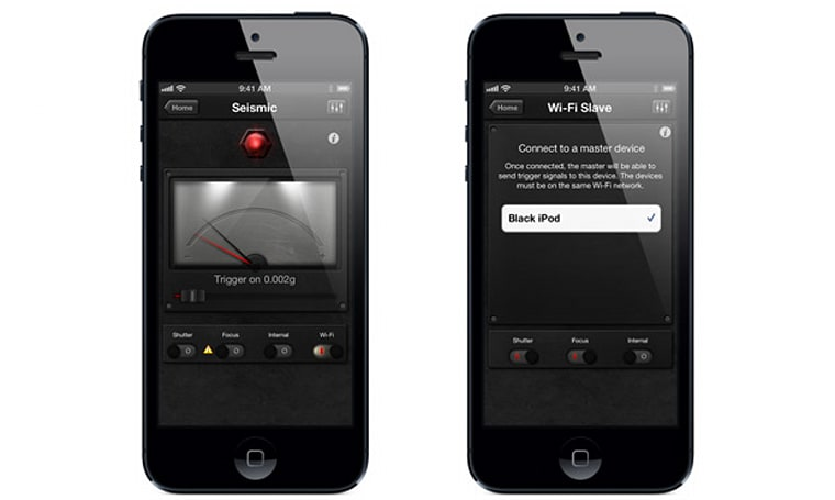 Triggertrap Mobile update adds WiFi control for device-laden shutterbugs