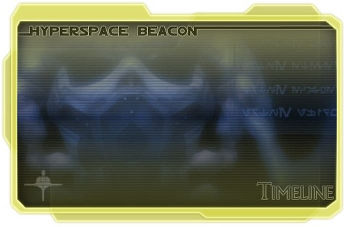 Hyperspace Beacon: Timeline