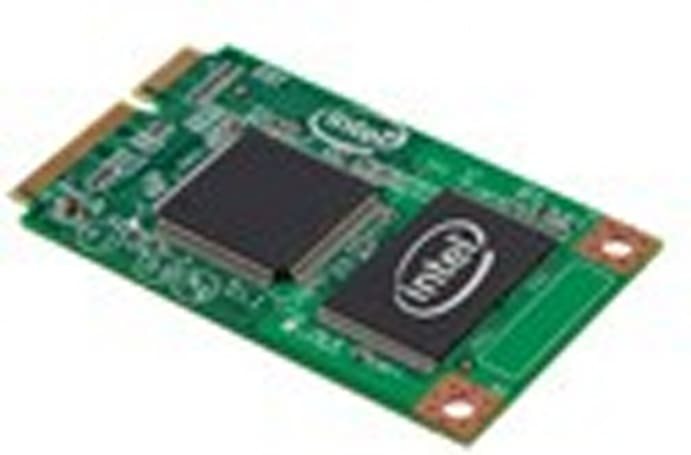 Intel's Z-P230 PATA SSD: now in bite sized mini-card flavor