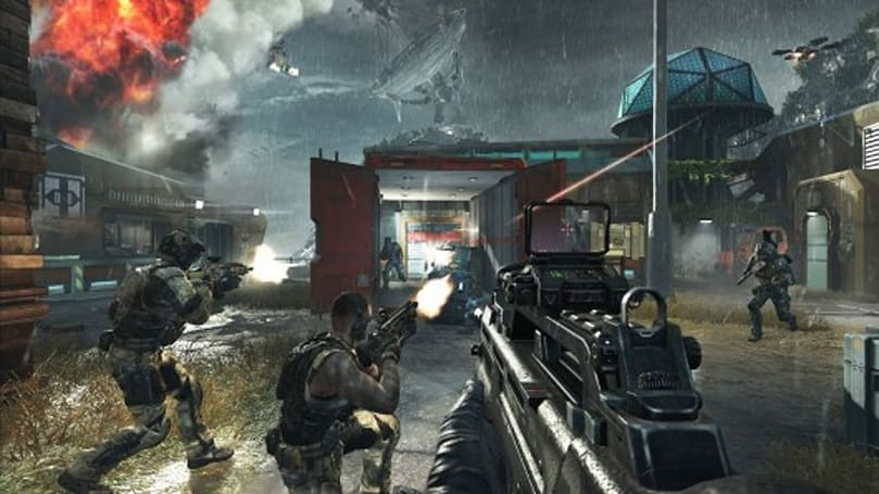 PSA: Black Ops 2 'Vengeance' DLC on PS3 and PC today