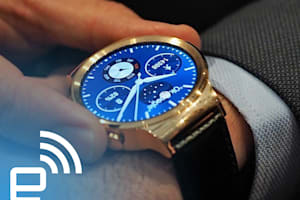 A Look at the Huawei Watch