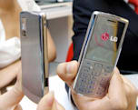 """LG Shine """"Signature"""" LG-LC3600 features personal engraving"""