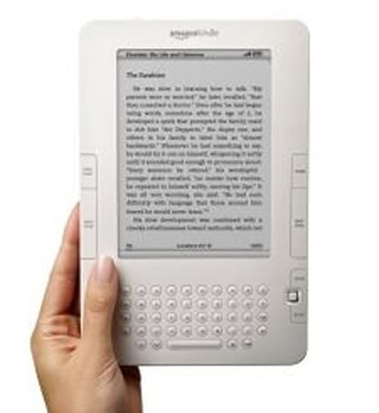 Amazon Kindle moves to App Store's 70/30 revenue split
