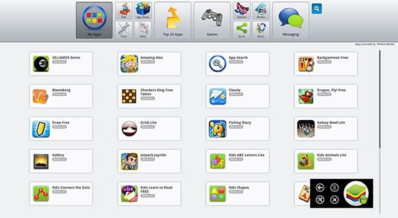 BlueStacks 正式推出 Windows 8 的 App Player,玩 Android app 沒難度(影片)