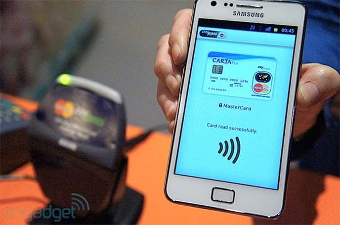 Mastercard previewing smartphone web payment system with in-person security strength