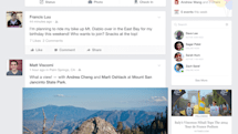 Facebook's iPad app now fits in better with your tablet habits