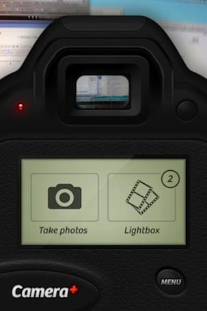 TUAW review: Camera+ for iPhone