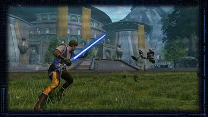 BioWare confirms Jedi Advanced Classes