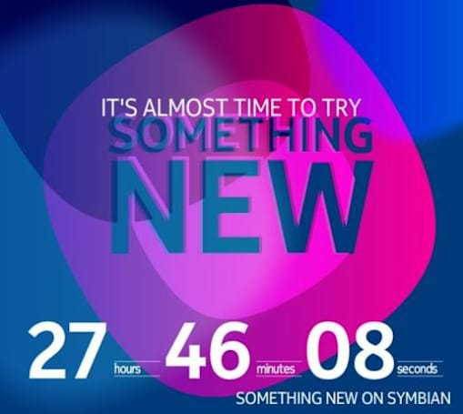 Nokia to announce Symbian Belle update on Wednesday, crafts a countdown timer